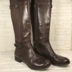 Isaac Mizrahi Leather boots